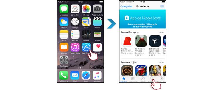 Comment Telecharger Application Iphone Gratuit