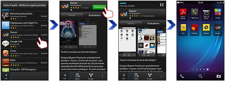 Telecharger site de rencontre sur blackberry