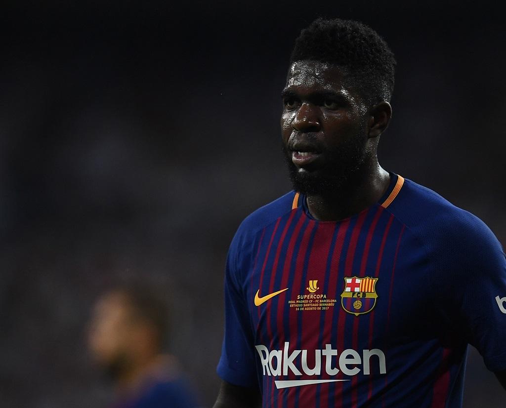 Mission prolongation pour Umtiti — Barça