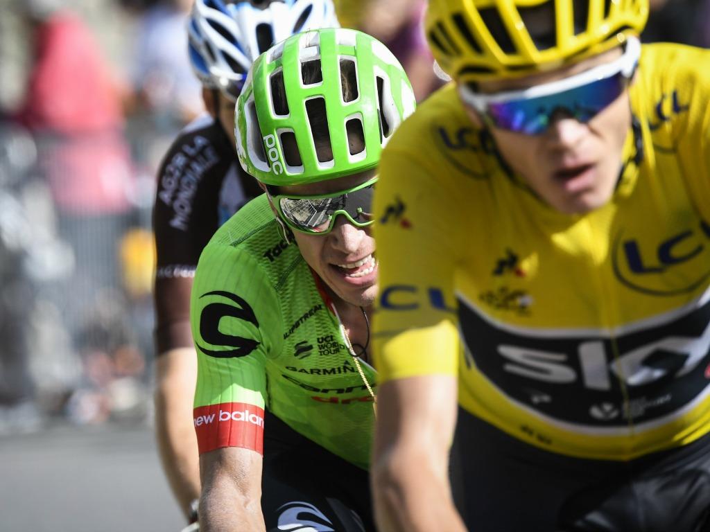 Christopher Froome désigné Vélo d'Or 2017 — Cyclisme