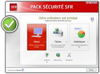 Que faut il v rifier pour savoir si votre pack s curit - Pack securite sfr ...