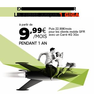 Ventes Flash SFR du week-end : téléphone mobile et forfait