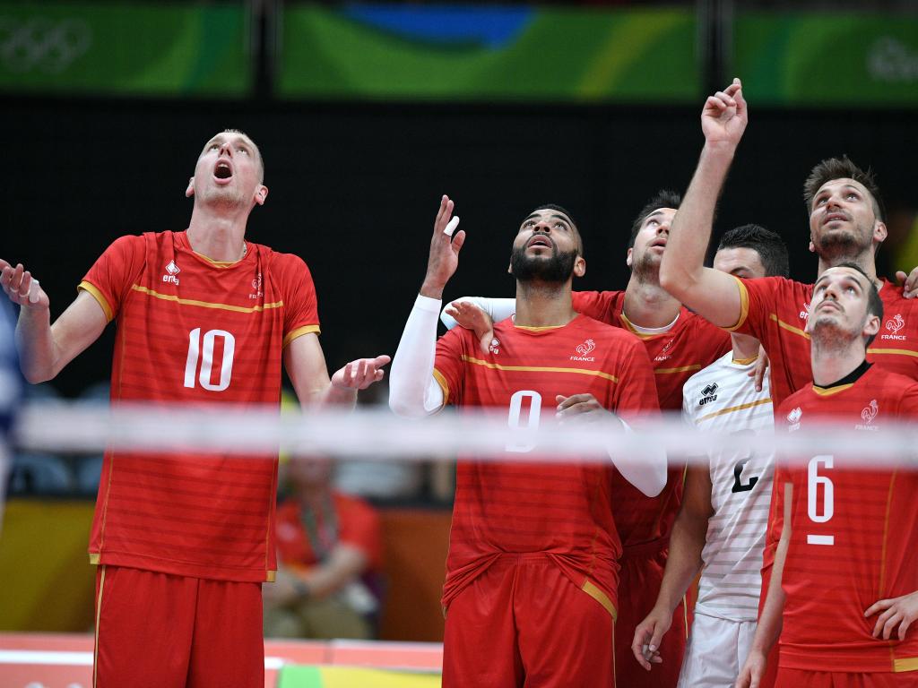 Volley: la France triomphe de l'Allemagne et s'envole vers le Mondial