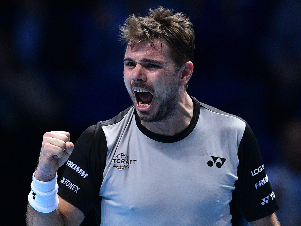 Wawrinka attend Federer — Indian Wells
