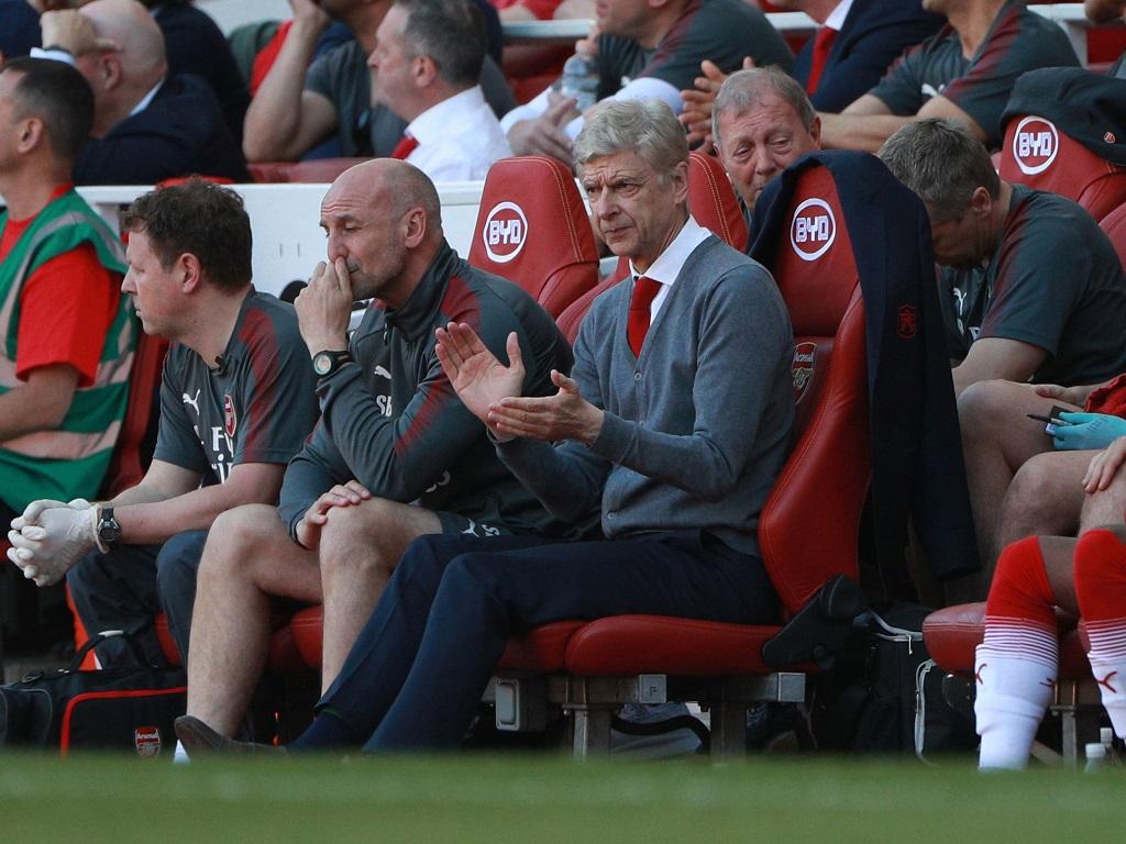 Arsène Wenger confie être