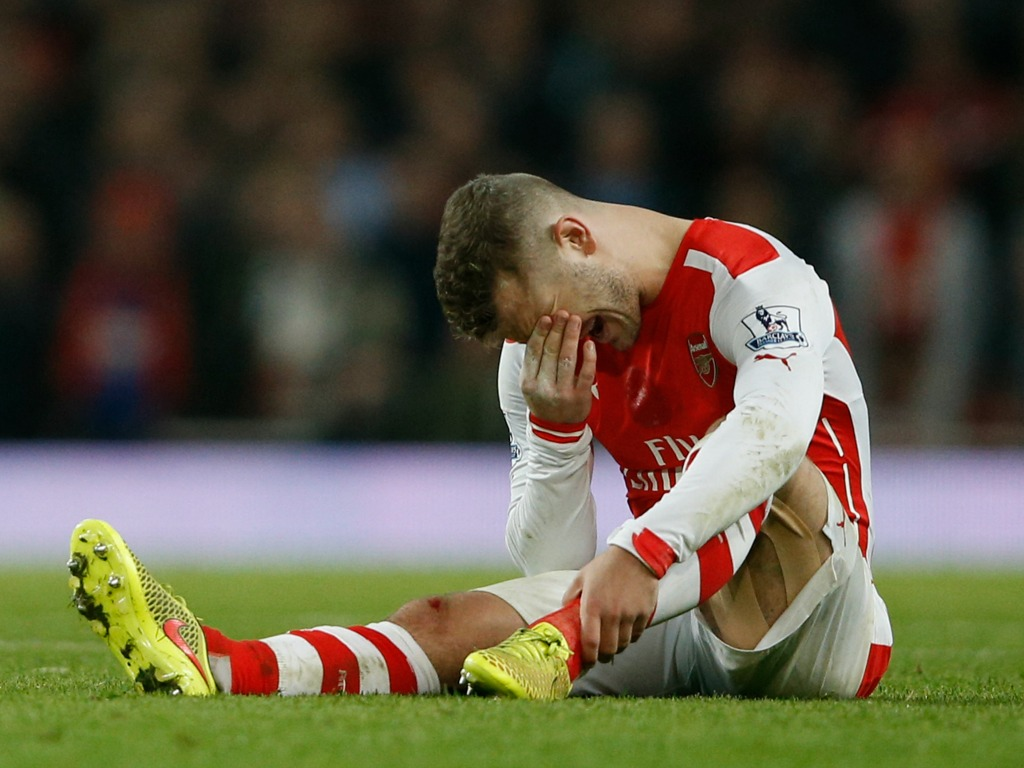 Wilshere exclu lors d'un match avec les U23 — Arsenal