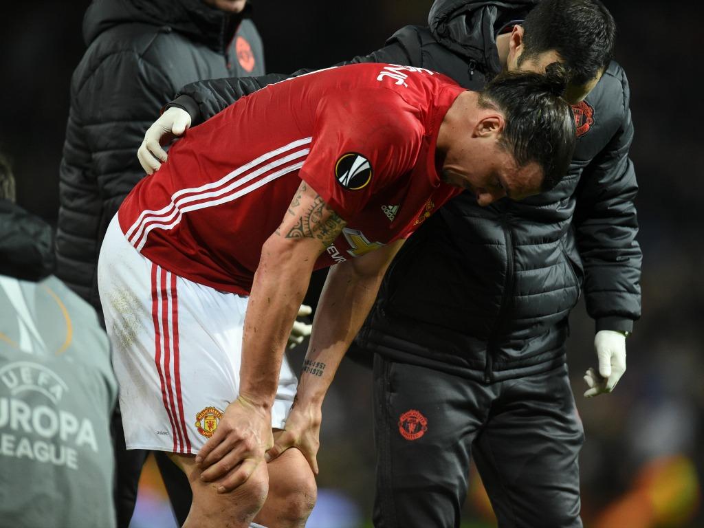 Europa League: Manchester United passe en demies mais perd Ibrahimovic