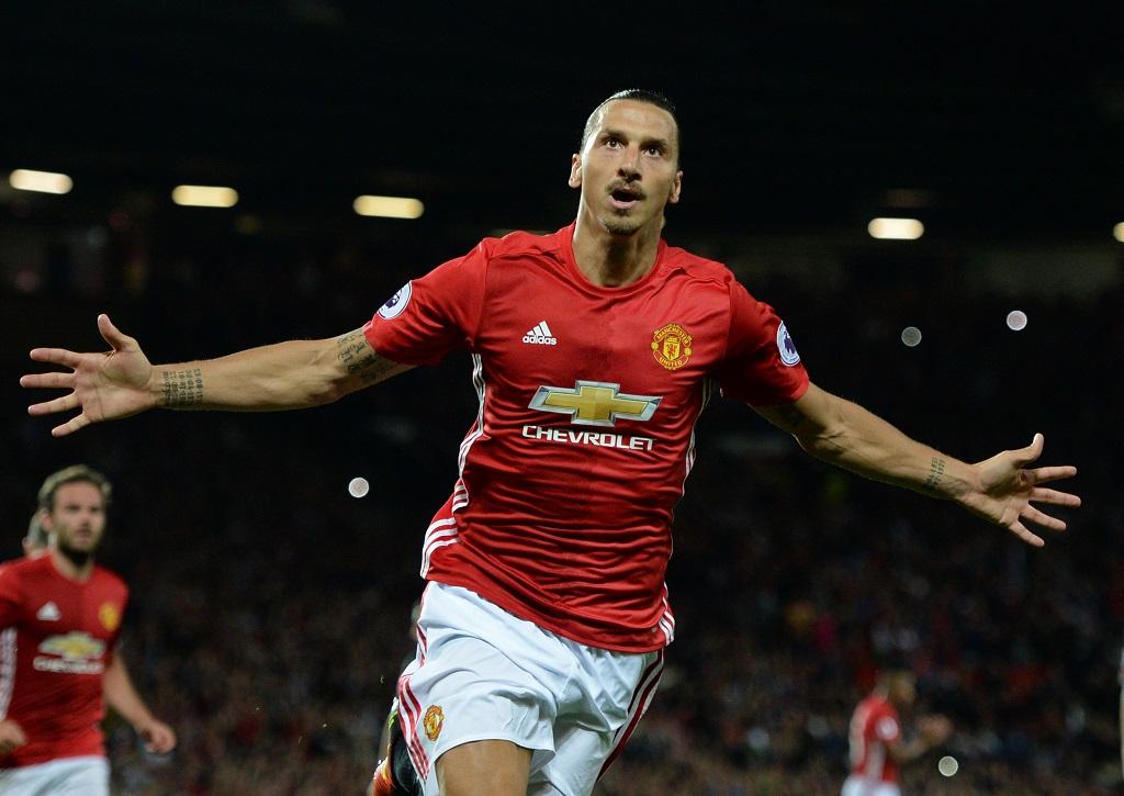 Pogba et Ibrahimovic sont de retour — Manchester United