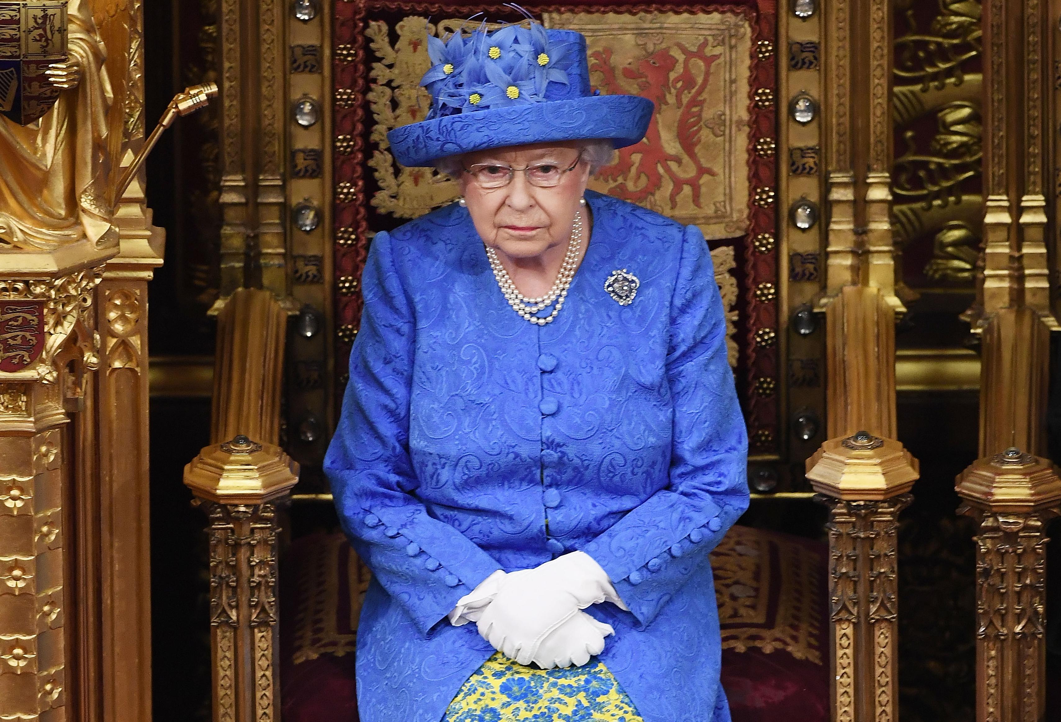 Elizabeth II : son discours crypté sur le Brexit