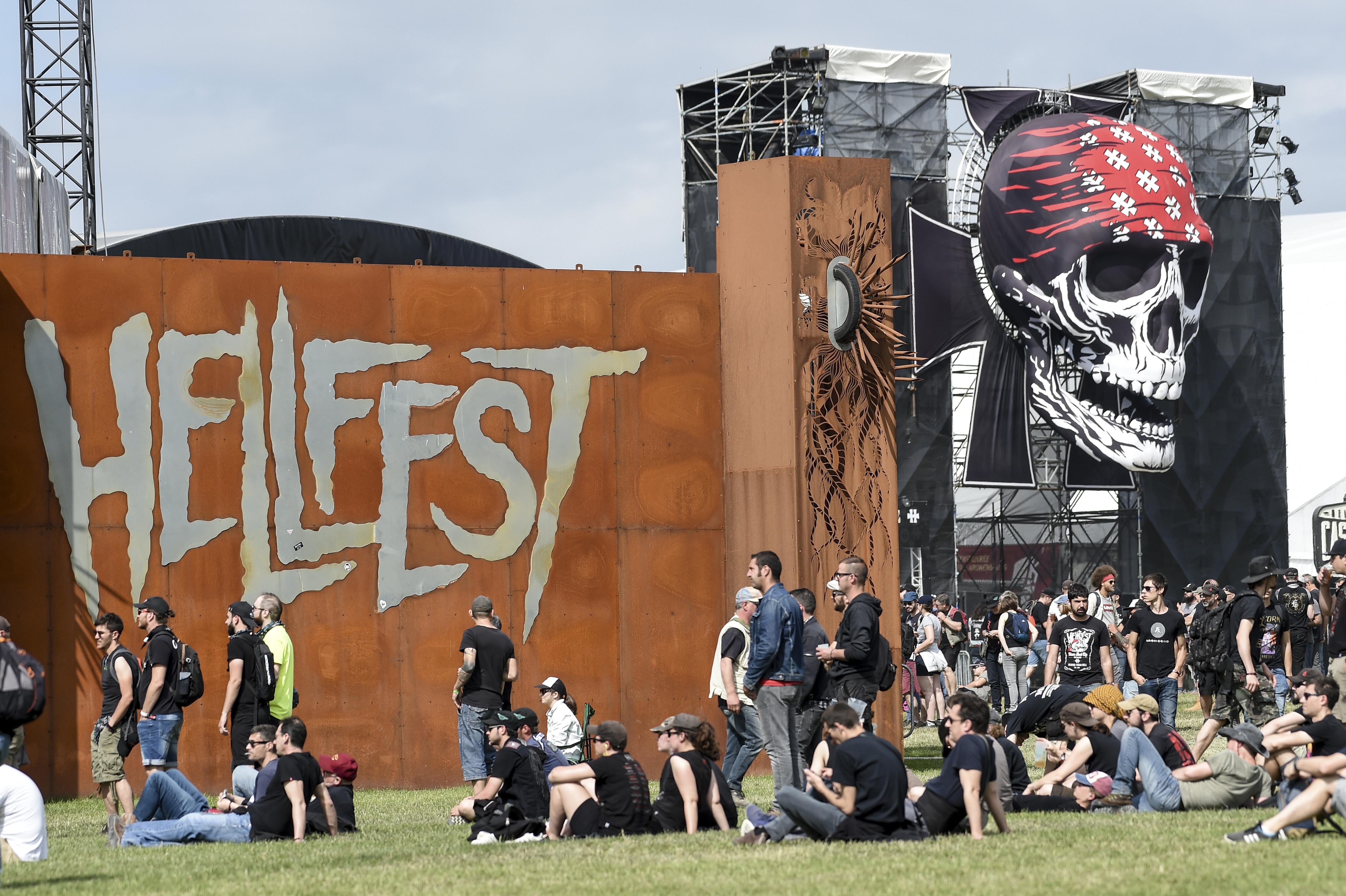 Appel à témoin pour le violeur présumé — Festival Hellfest