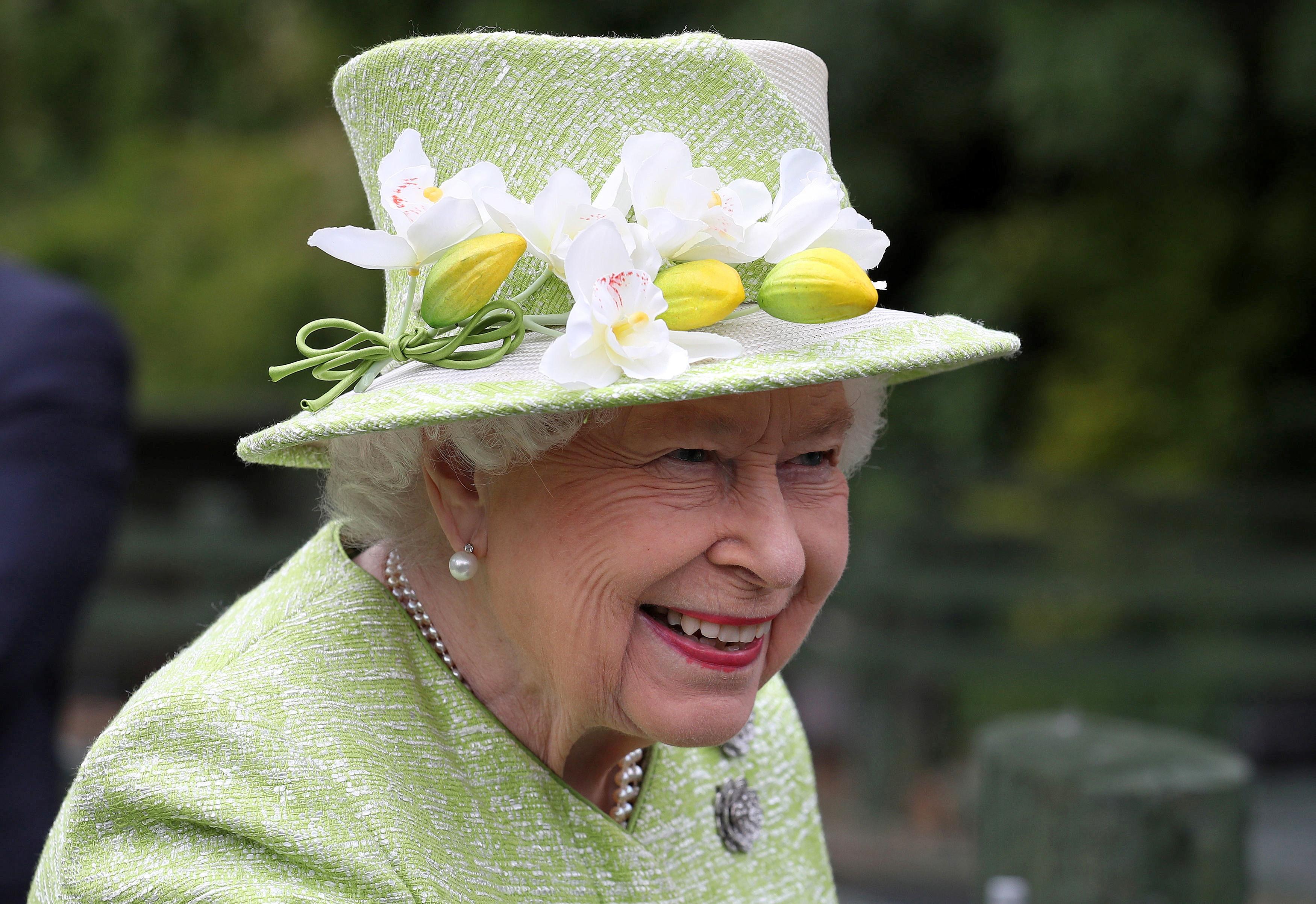 Un individu a pénétré dans Buckingham pendant que la reine dormait