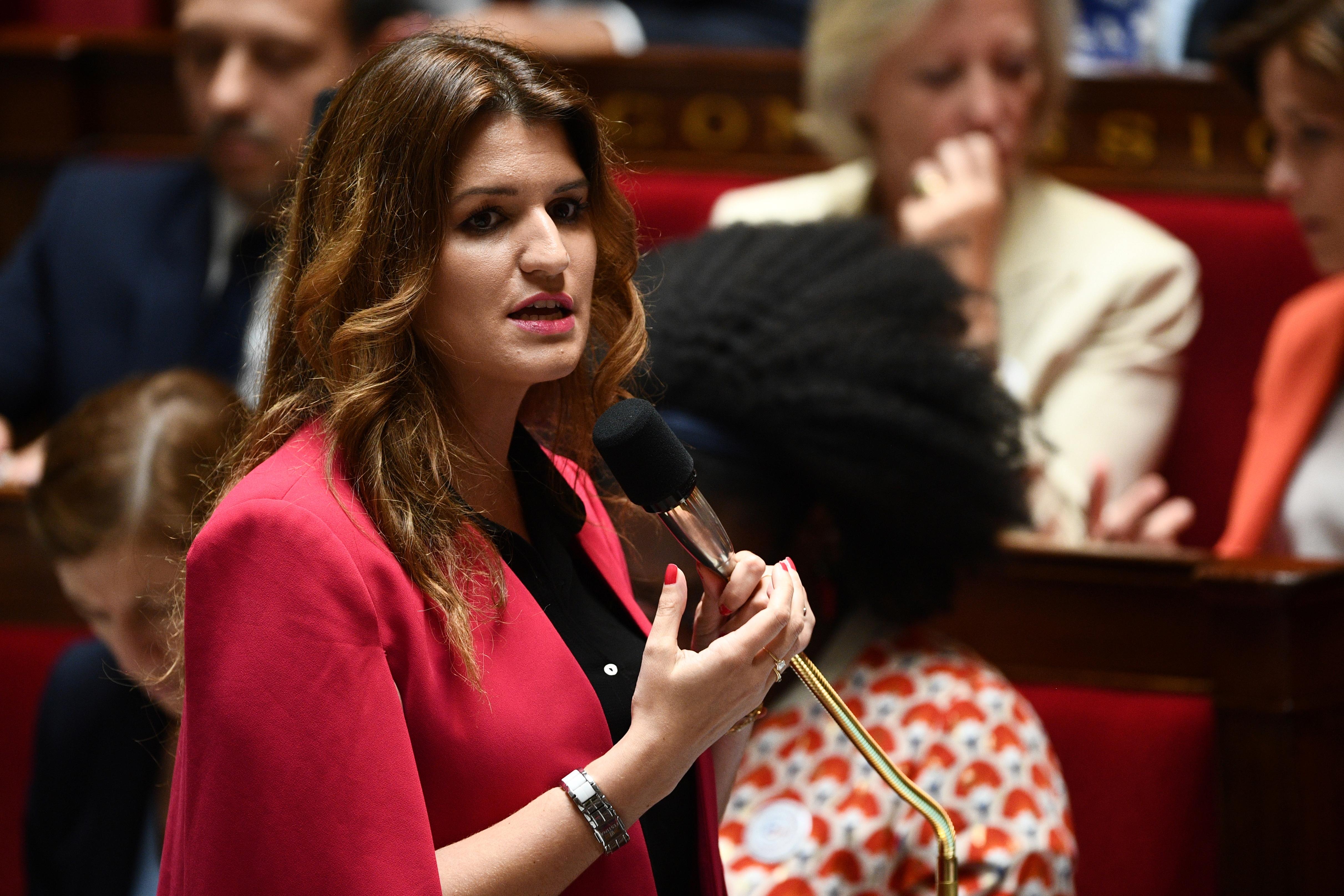 Marlène Schiappa en procès contre les gilets jaunes