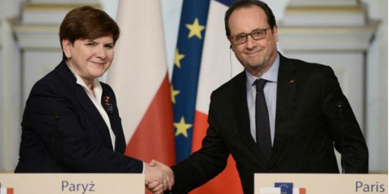 Inédit dans l'UE: Varsovie contre le Polonais Tusk
