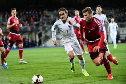 6,2 millions devant Luxembourg-France sur TF1