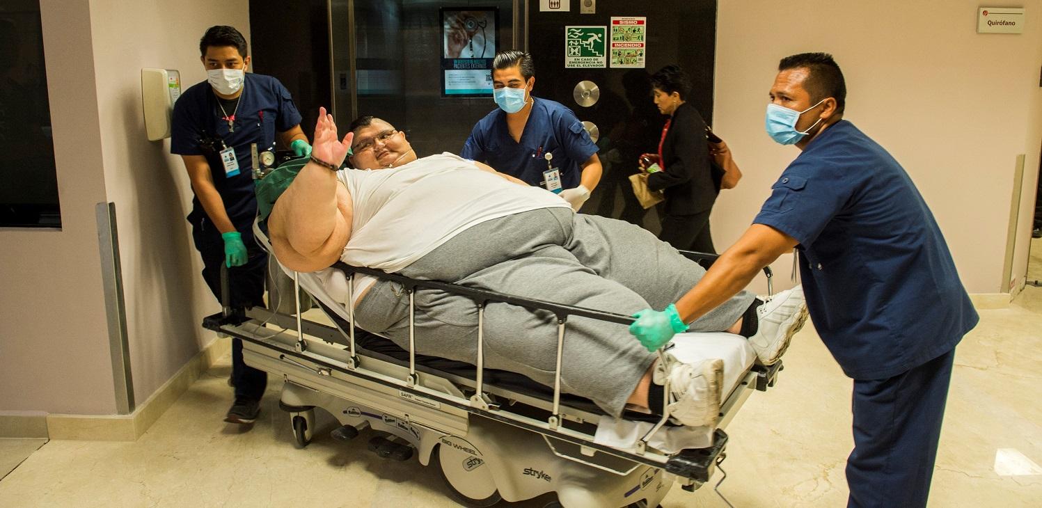ყველაზე მძიმე, 600 კილოგრამიანი კაცი! აი როგორ ჩაუტარეს მას ურთულესი ოპერაცია!