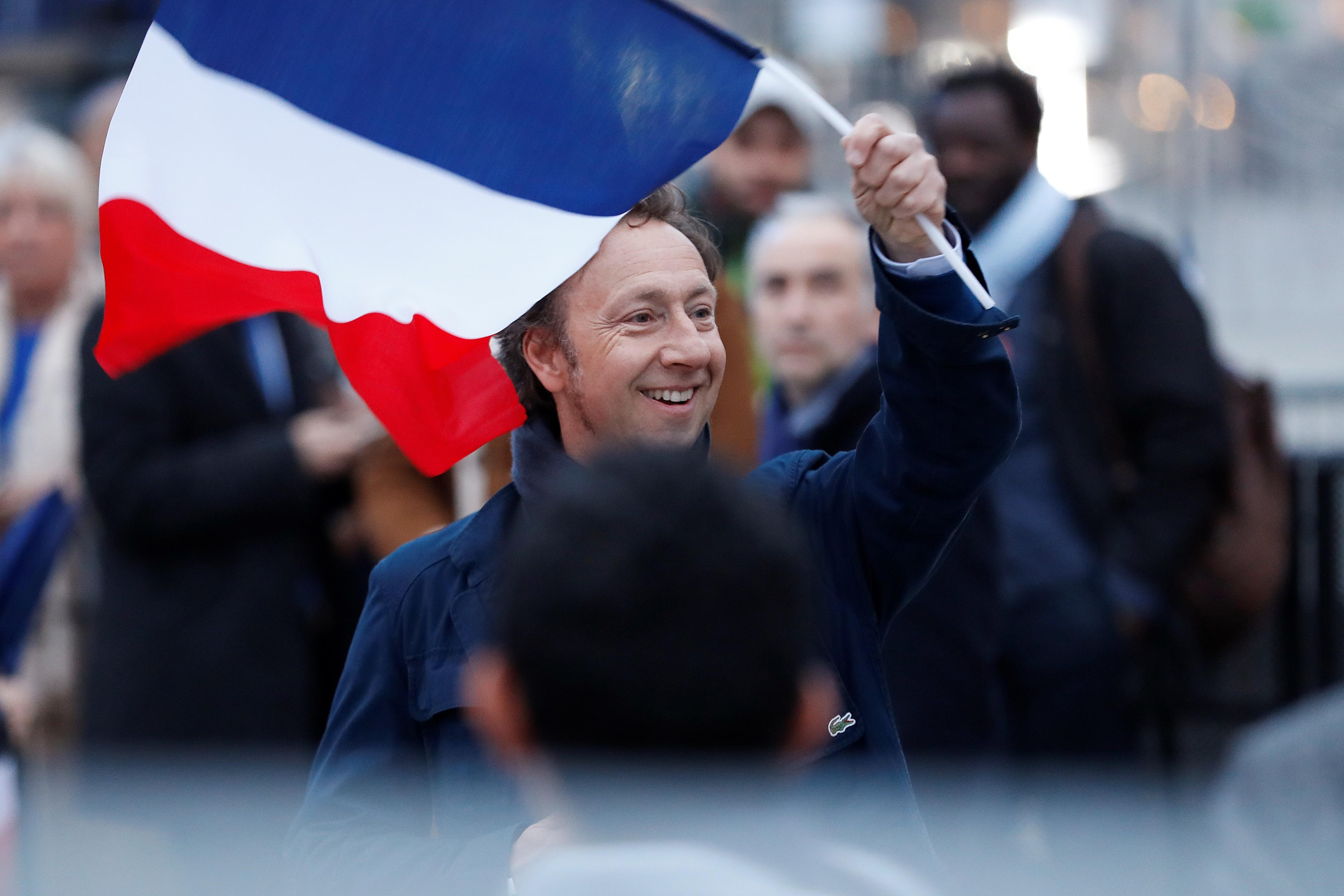 Emmanuel Macron confie à Stéphane Bern une mission de préservation du patrimoine