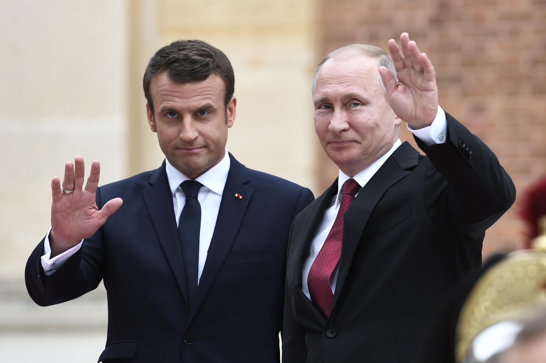 Une mère en appelle à Macron et Poutine pour faire extrader le meurtrier présumé de son fils