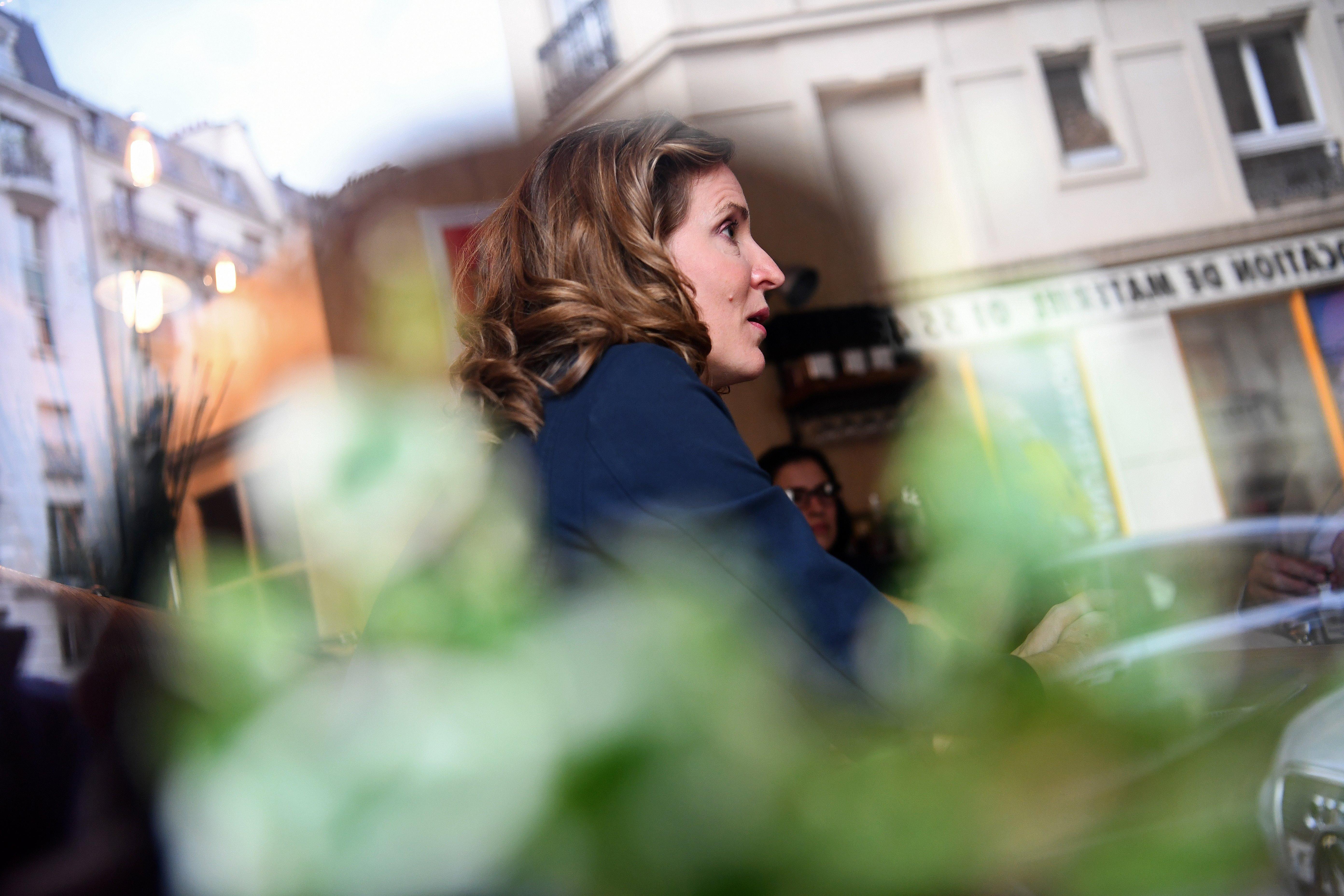 Nathalie Kosciusko-Morizet a quitté l'hôpital Cochin — Législatives à Paris