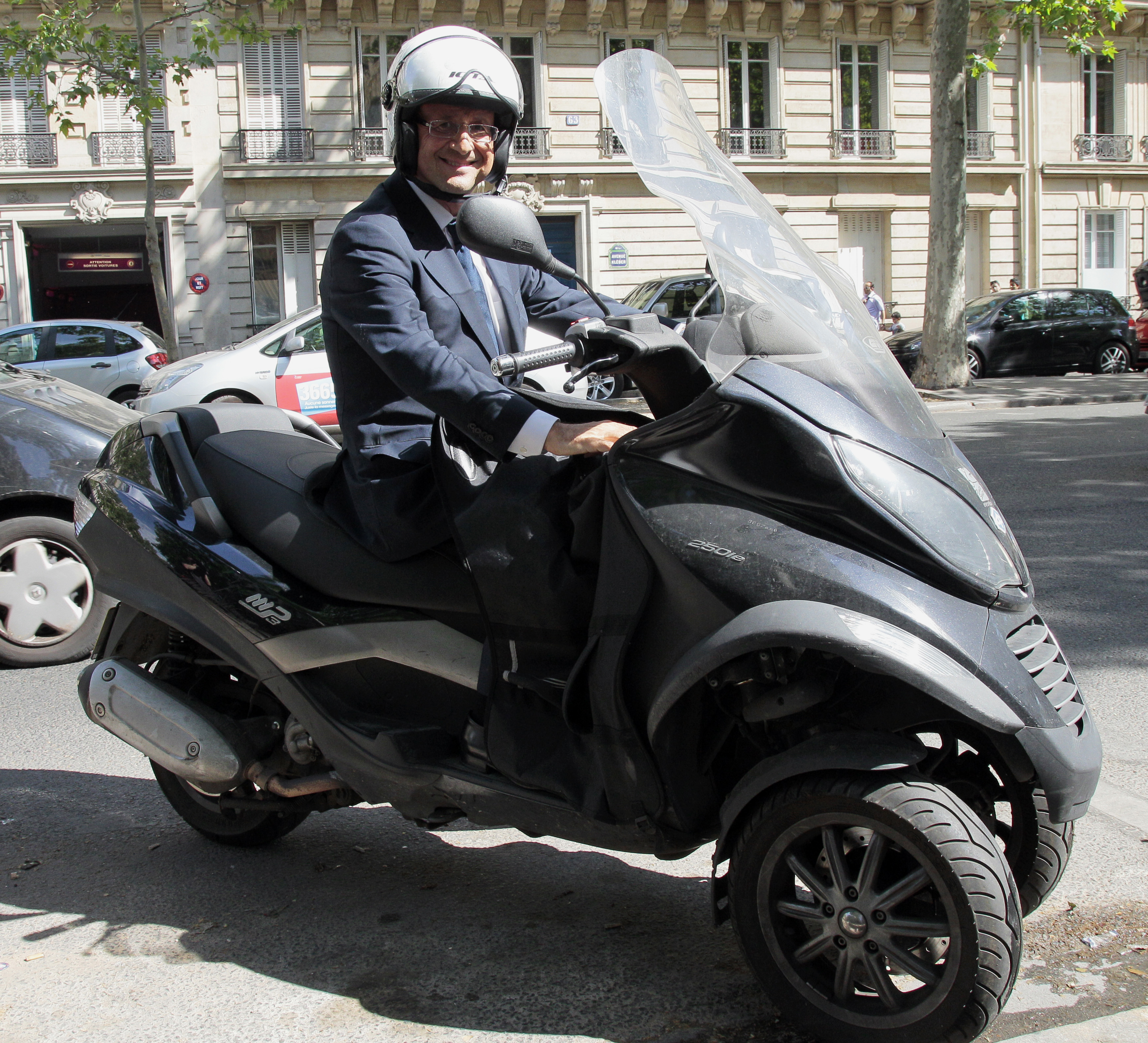 Jacques Chirac très affaibli d'après Patrick Sébastien