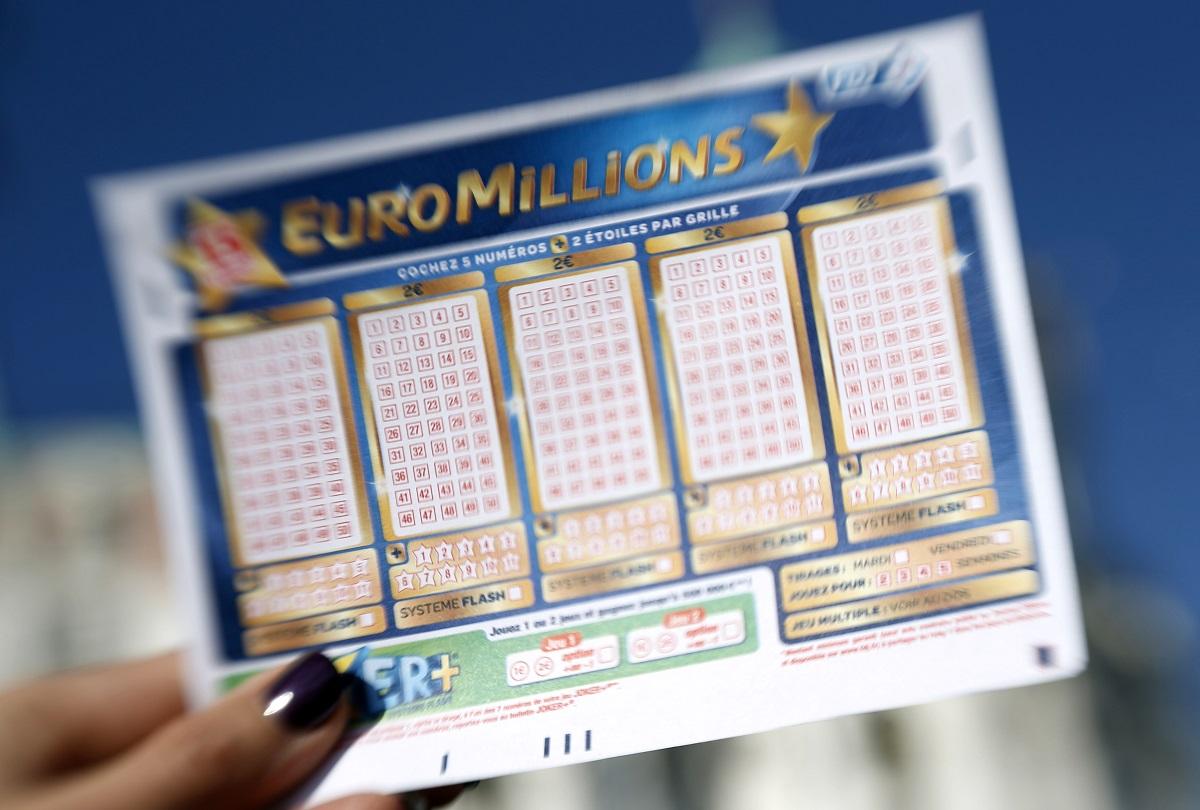 Un Français a remporté 36 millions d'euros à l'Euromillions — Avis de recherche