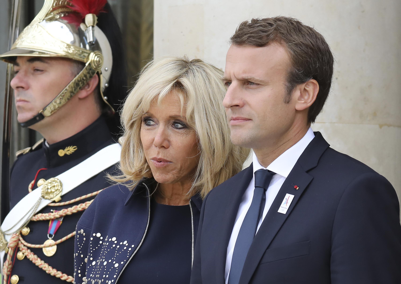 Emmanuel Macron invité de