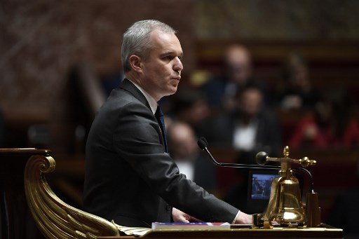 François de Rugy se fâchent contre des députés fêtards — Assemblée nationale
