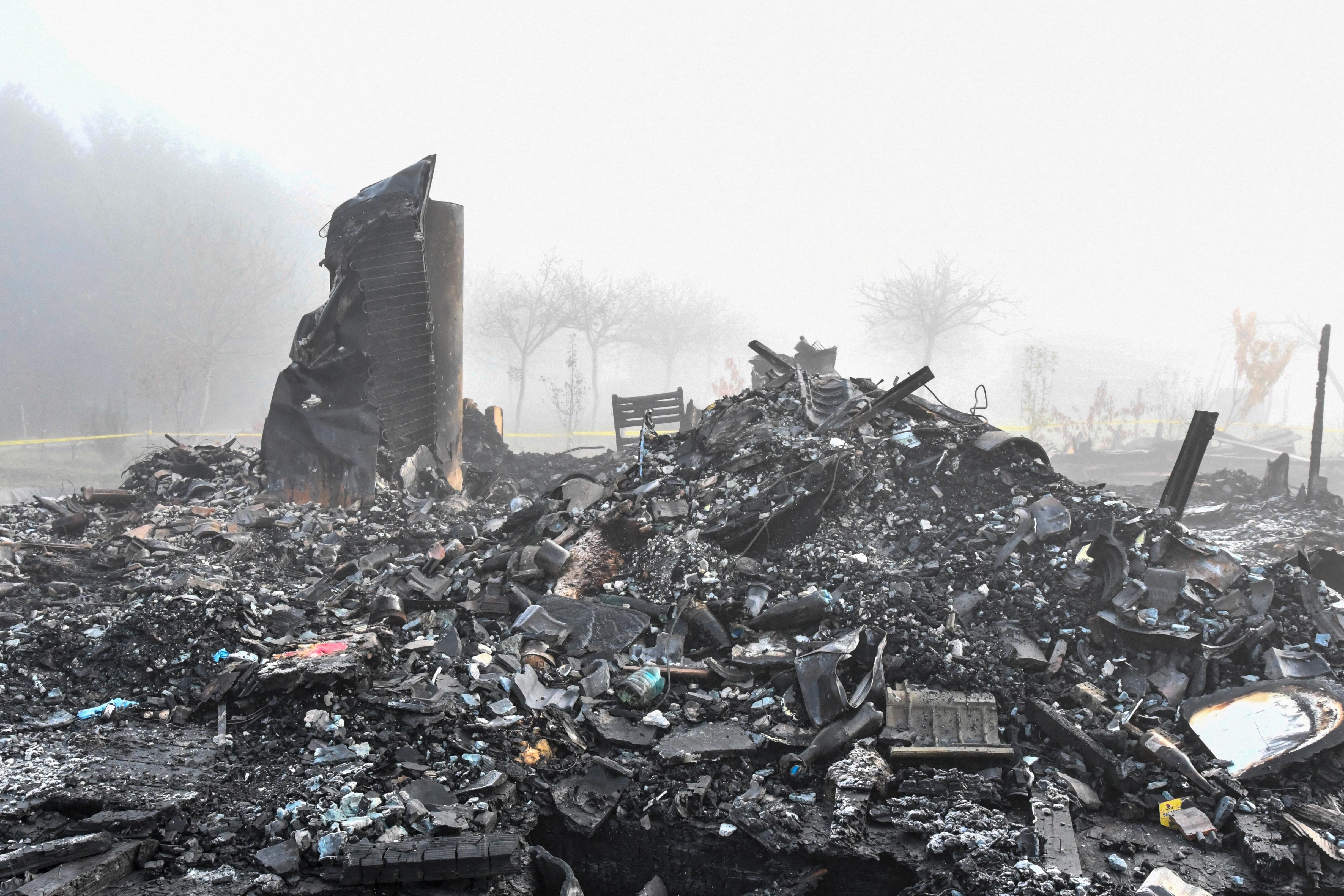 Incendie en Lot-et-Garonne: un