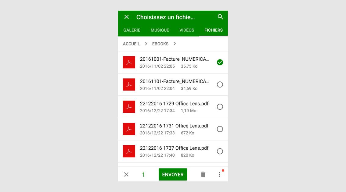 Comment Echanger Des Fichiers Entre Un Iphone Et Un Appareil Android