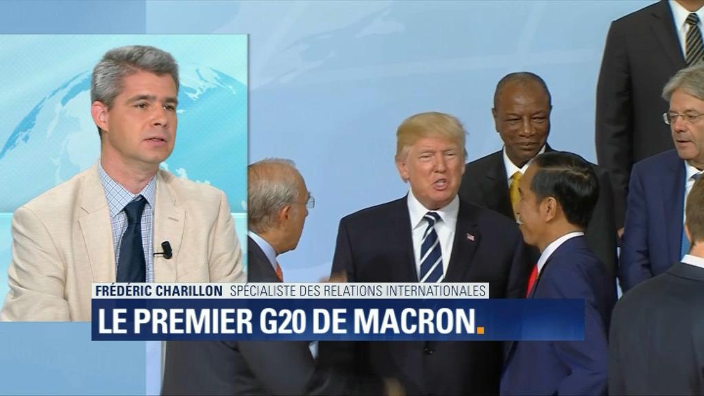 Macron invite Trump à un dîner luxueux à la tour Eiffel