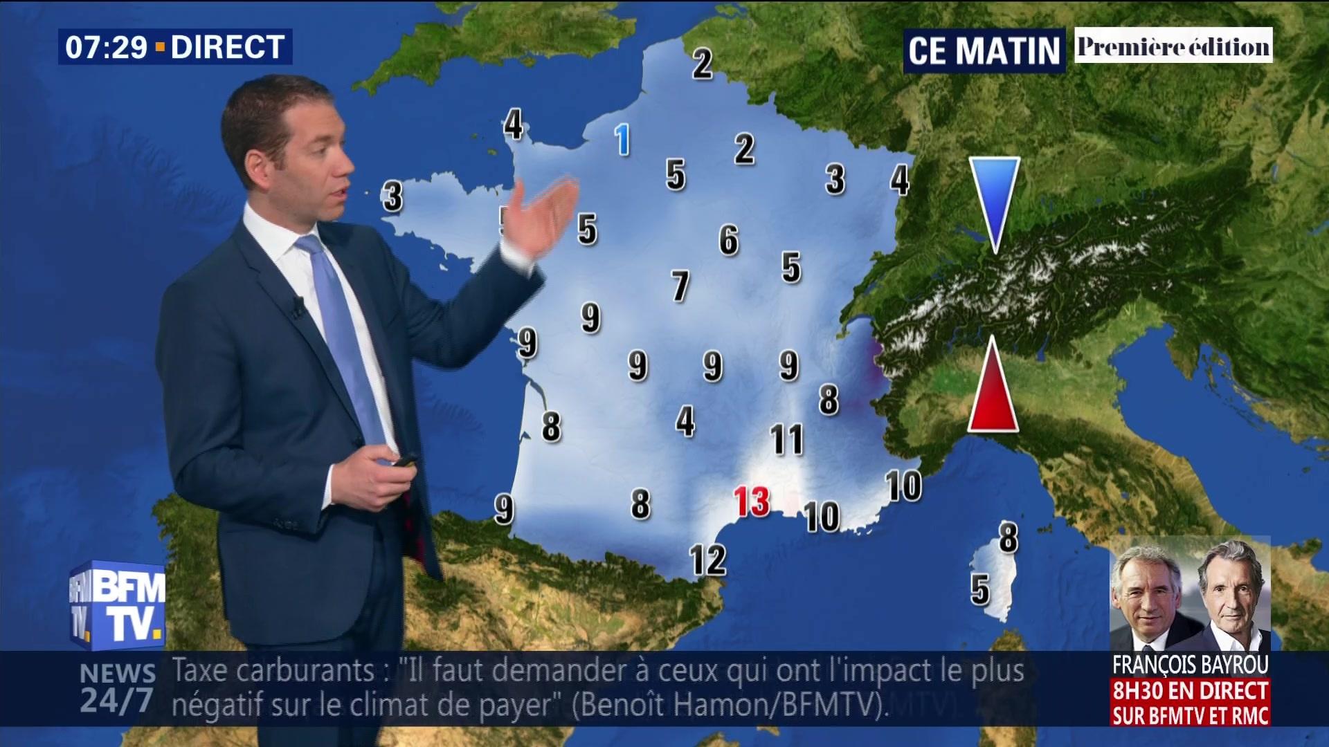 EN VIDEO - La météo de ce jeudi 11 avril 2019