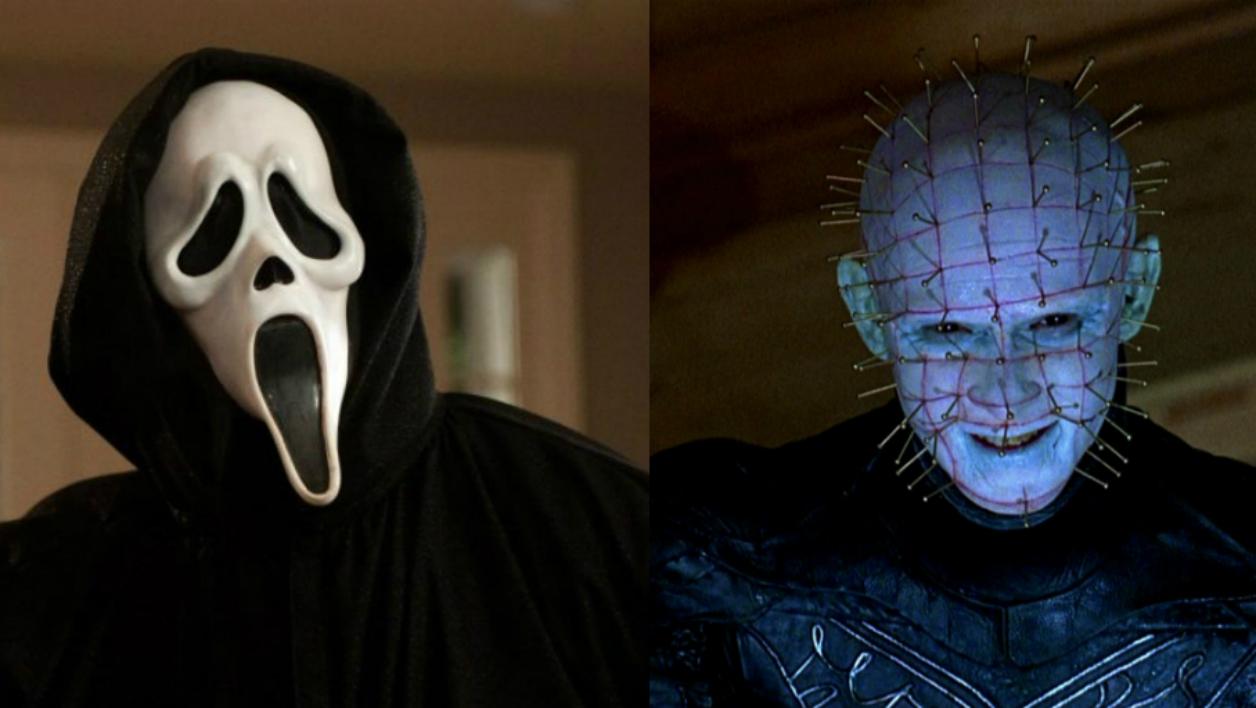 Scream et Hellraiser