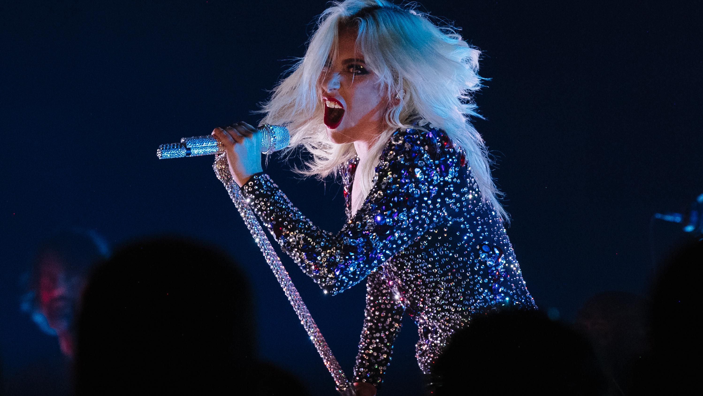 Lady Gaga lors des Grammy Awards