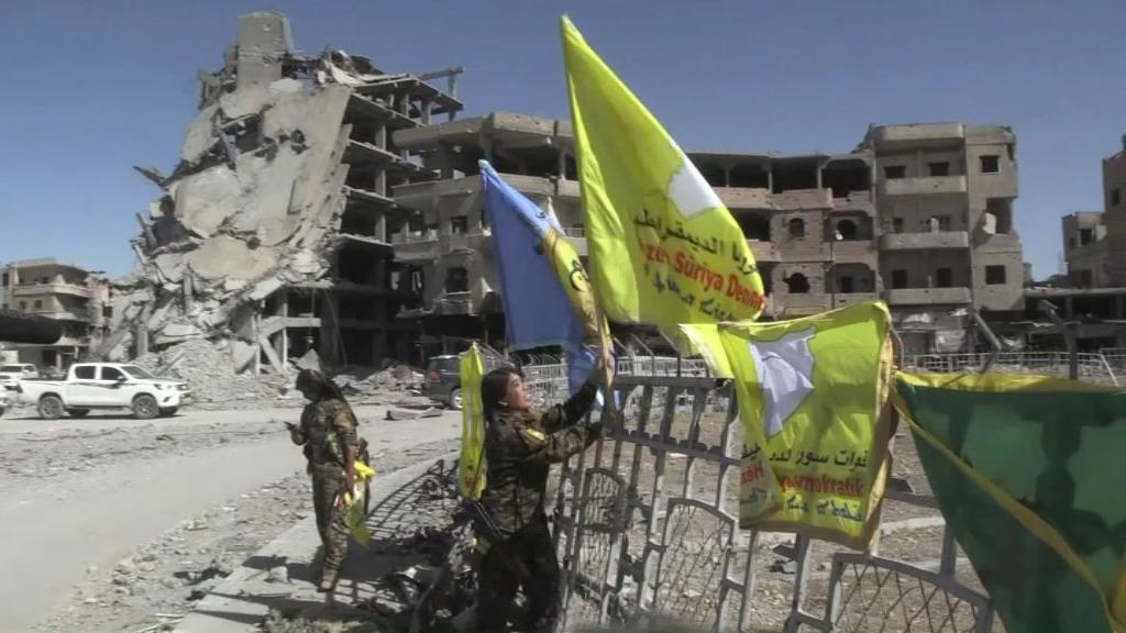 Des djihadistes français exfiltrés de Raqqa de retour vers la France ?