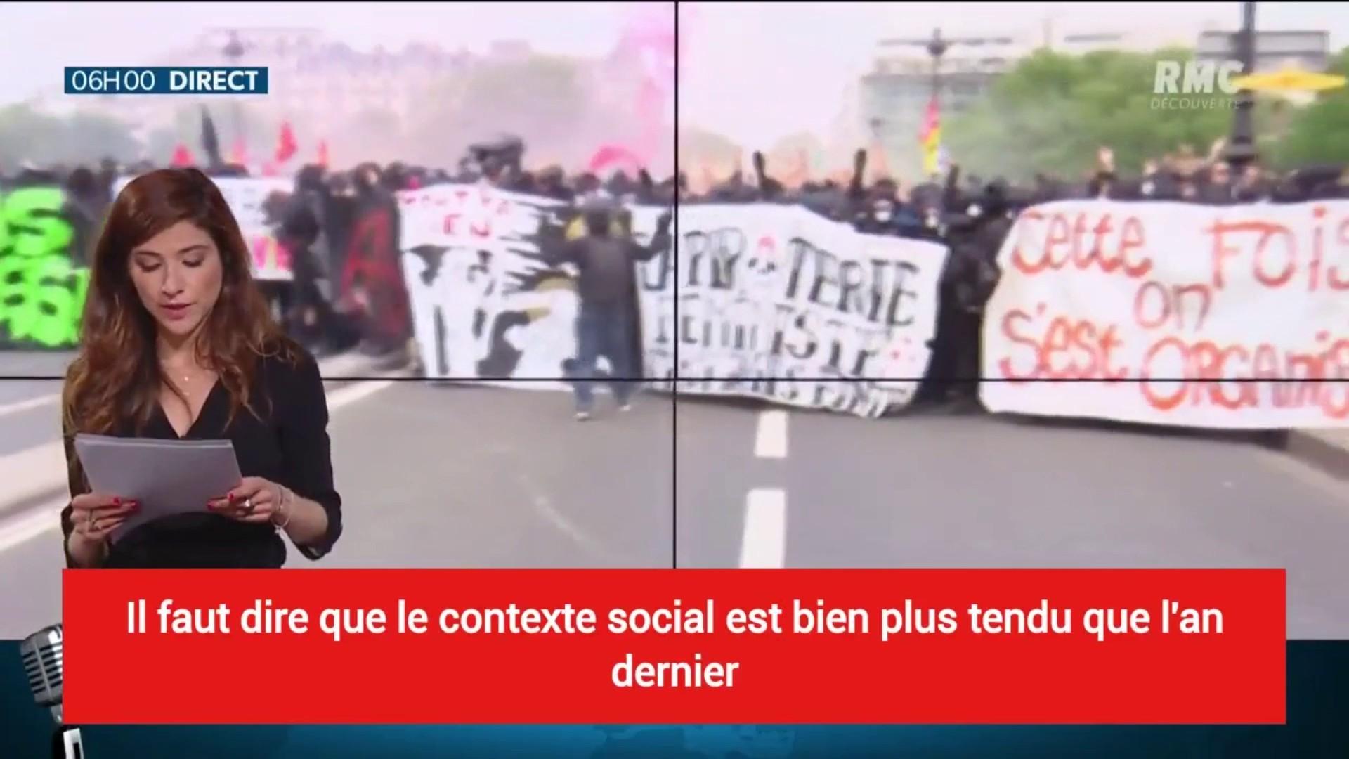 Toulouse : un 1er-Mai dans le calme