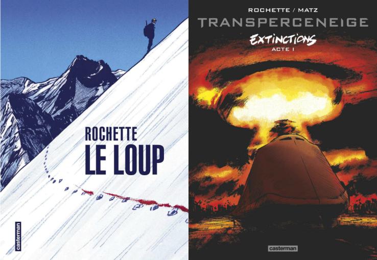 Le Transperceneige de Rochette