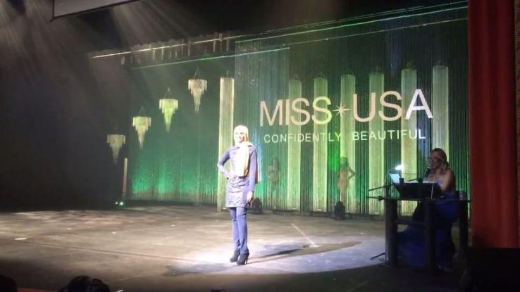 Miss Minnoseta USA : une candidate en hijad et burkini détonne