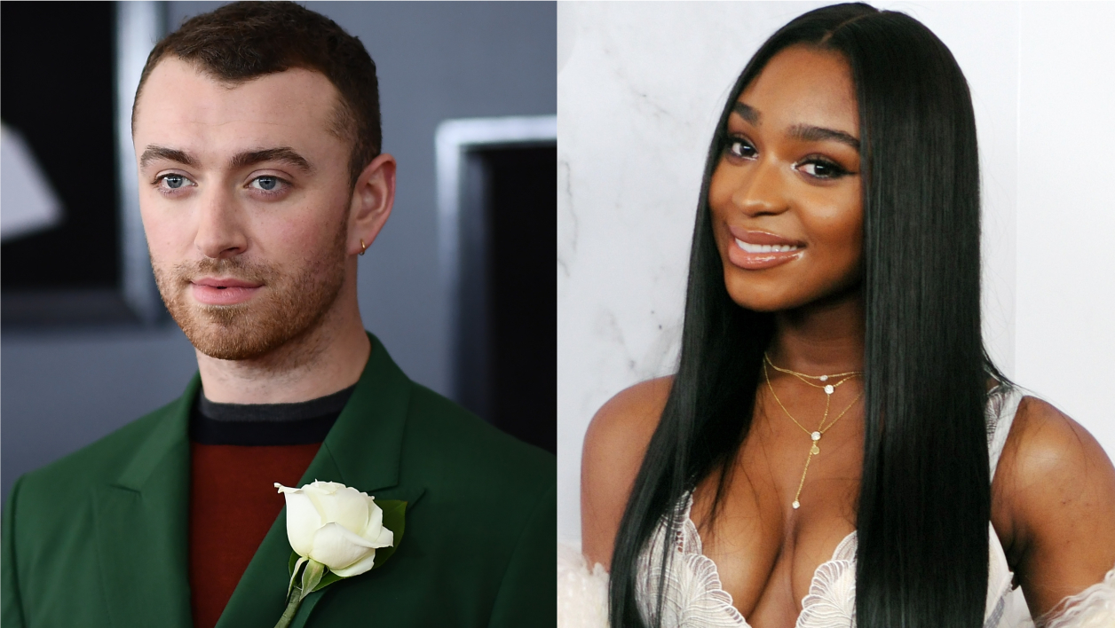 Sam Smith et Normani