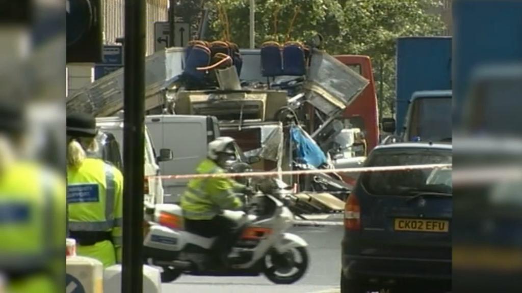 Possible attaque terroriste — Manchester