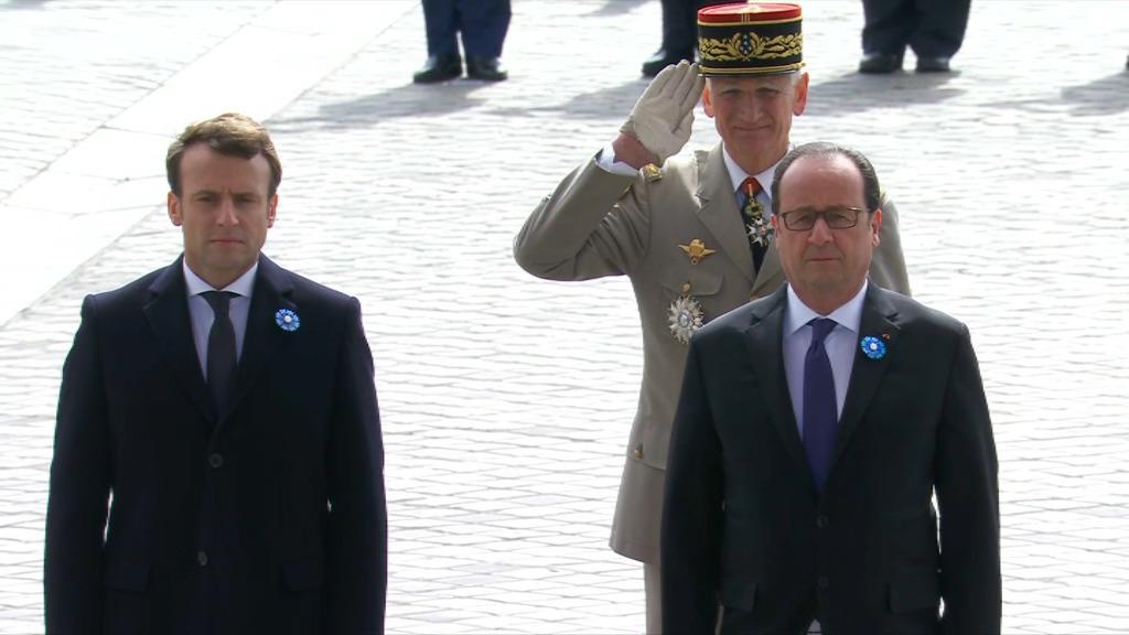 Macron des villes, Le Pen des champs — Présidentielles