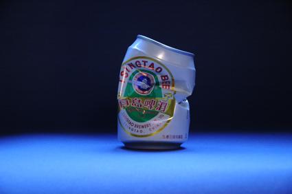 Pris pour un suicidaire, l'homme voulait en fait récupérer sa bière