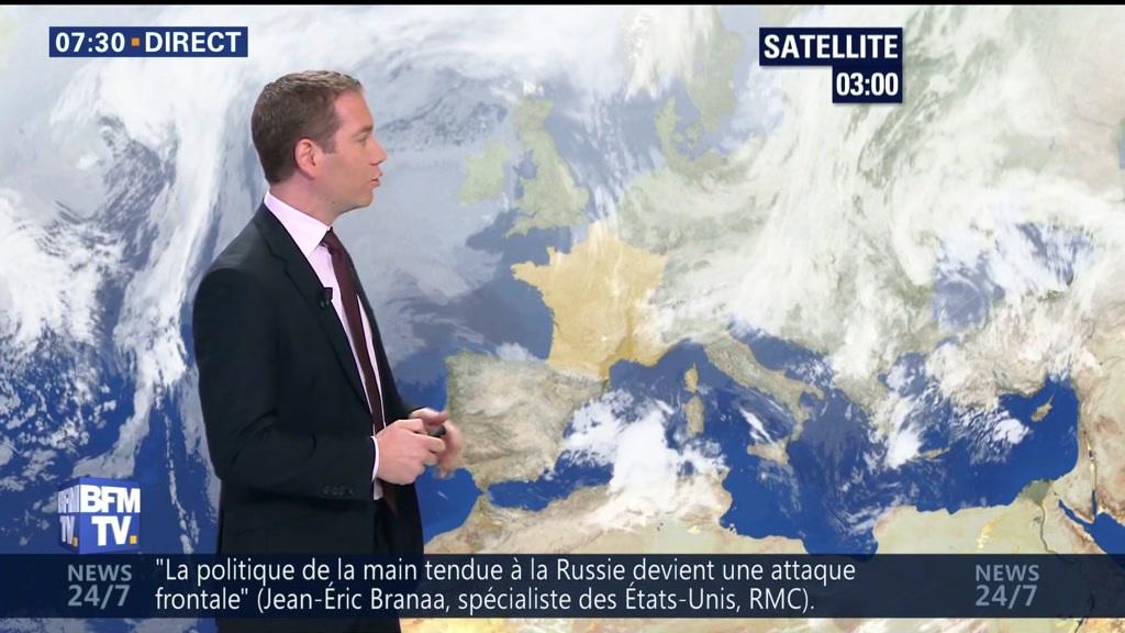 Mars le plus chaud en France depuis 1900, ex-aequo avec 1957
