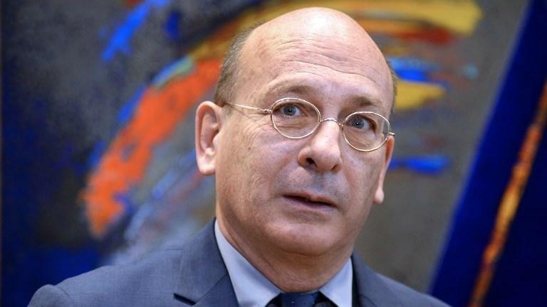 le Dr. François Bourdillon, directeur général de l'agence Santé publique France
