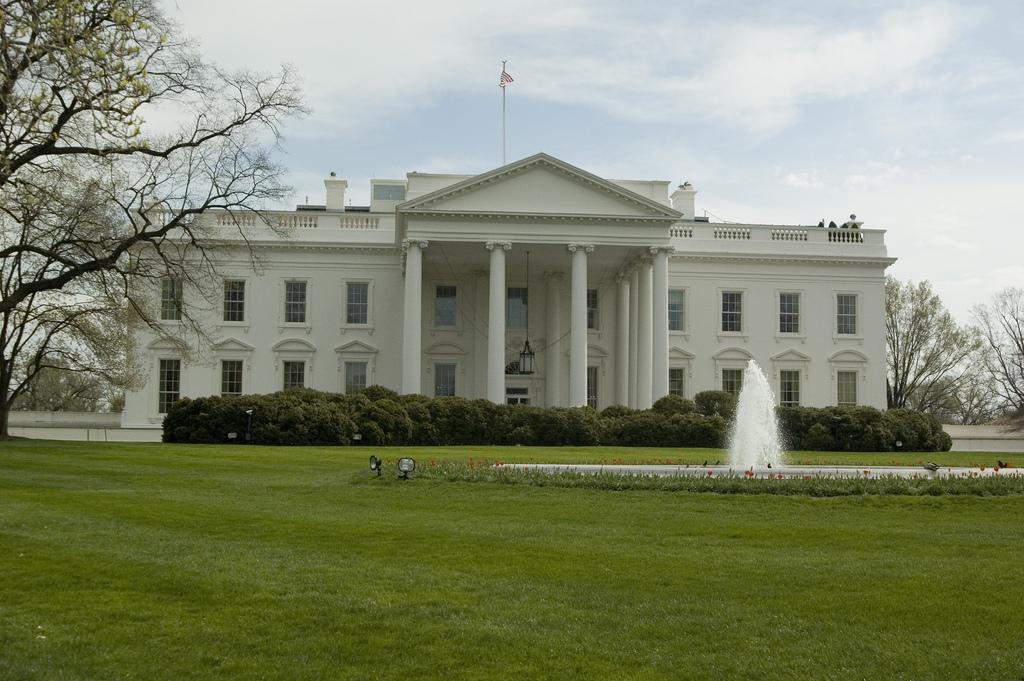 Frank, 11 ans, réalise son rêve: tondre la pelouse de la Maison Blanche