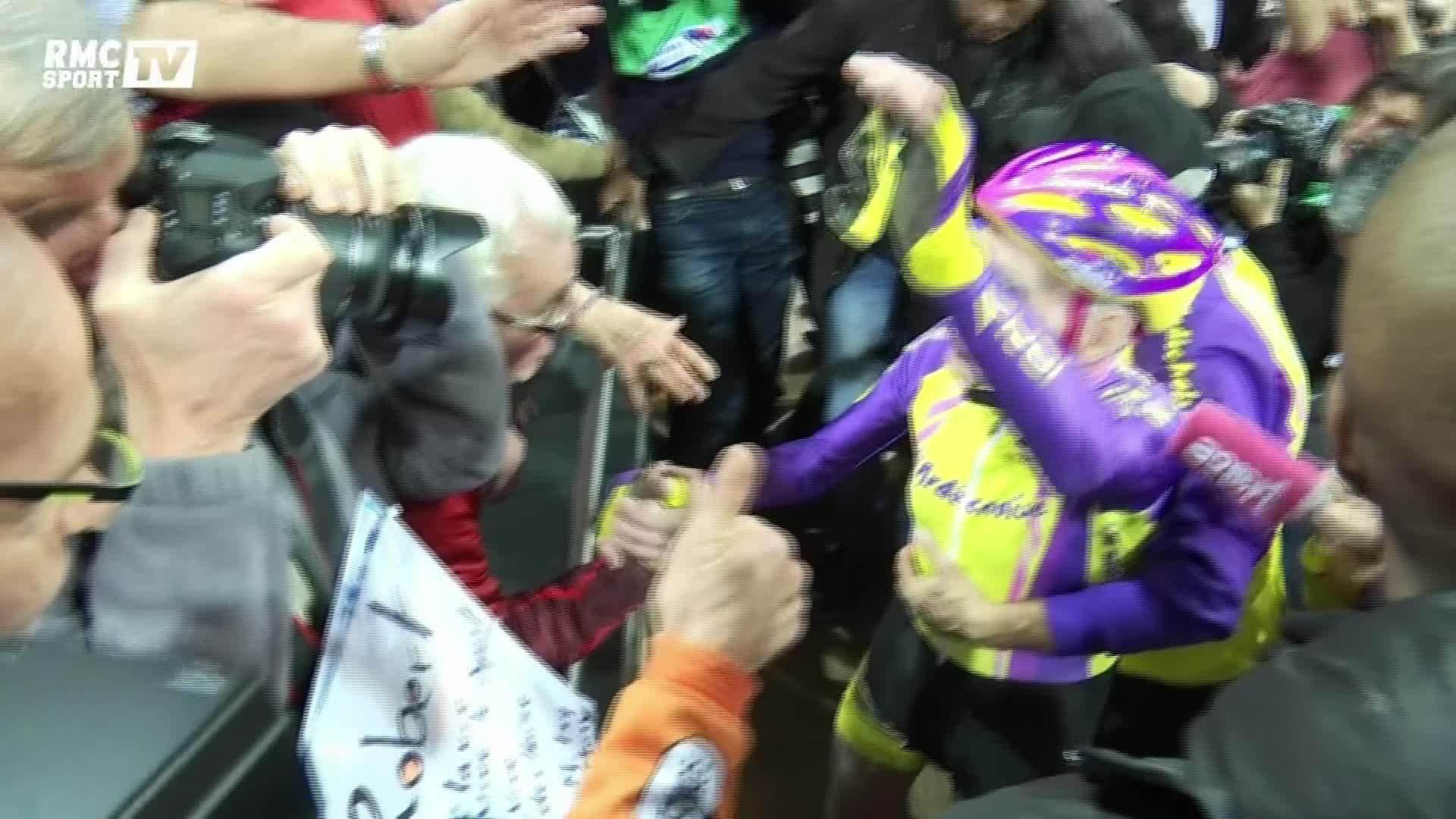 Le cycliste Robert Marchand prend sa retraite sportive... à 106 ans