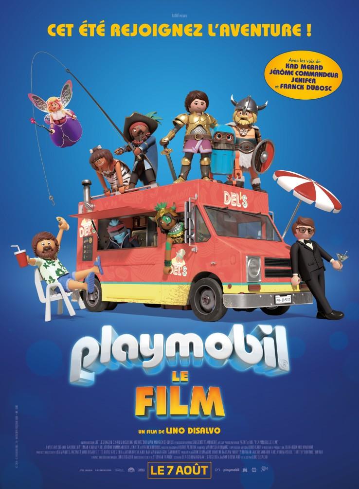 Affiche du film Playmobil