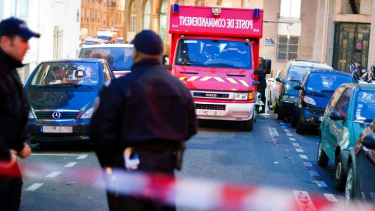 Un homme très grièvement blessé par balles à Paris