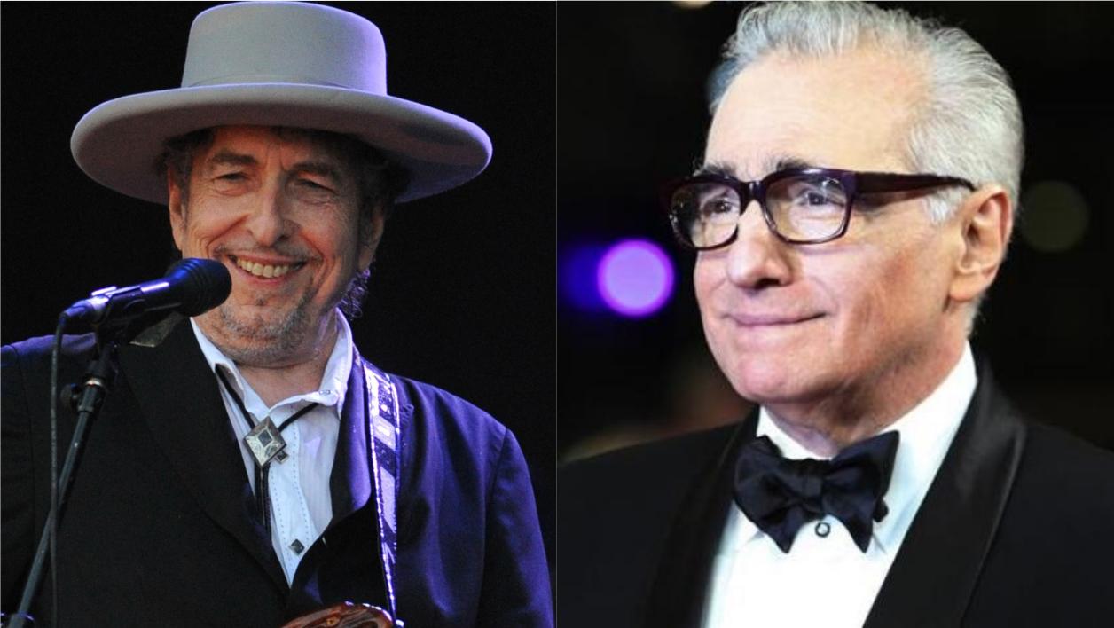 Bob Dylan, Martin Scorcese