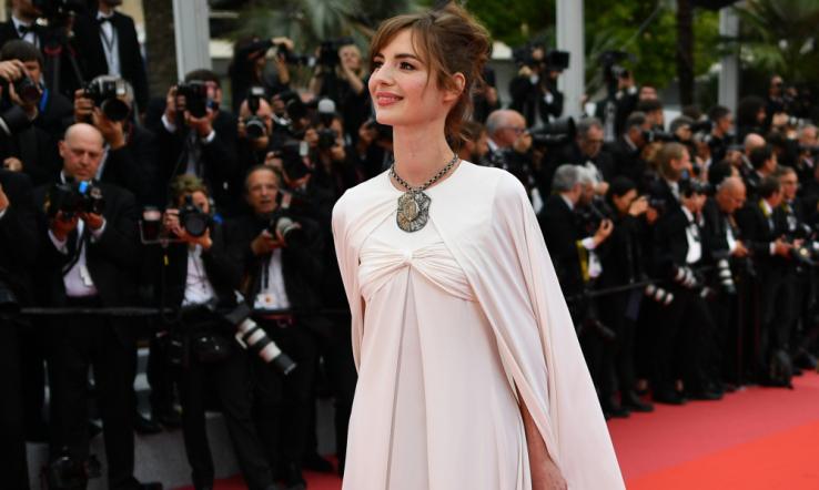 Louise Bourgoin en mai 2018