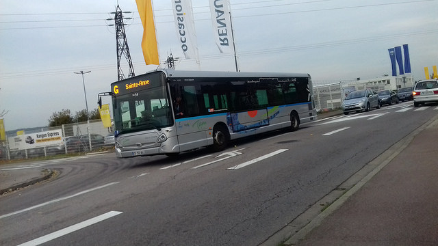 Un salarié de la RATP écrasé entre deux bus — Accident