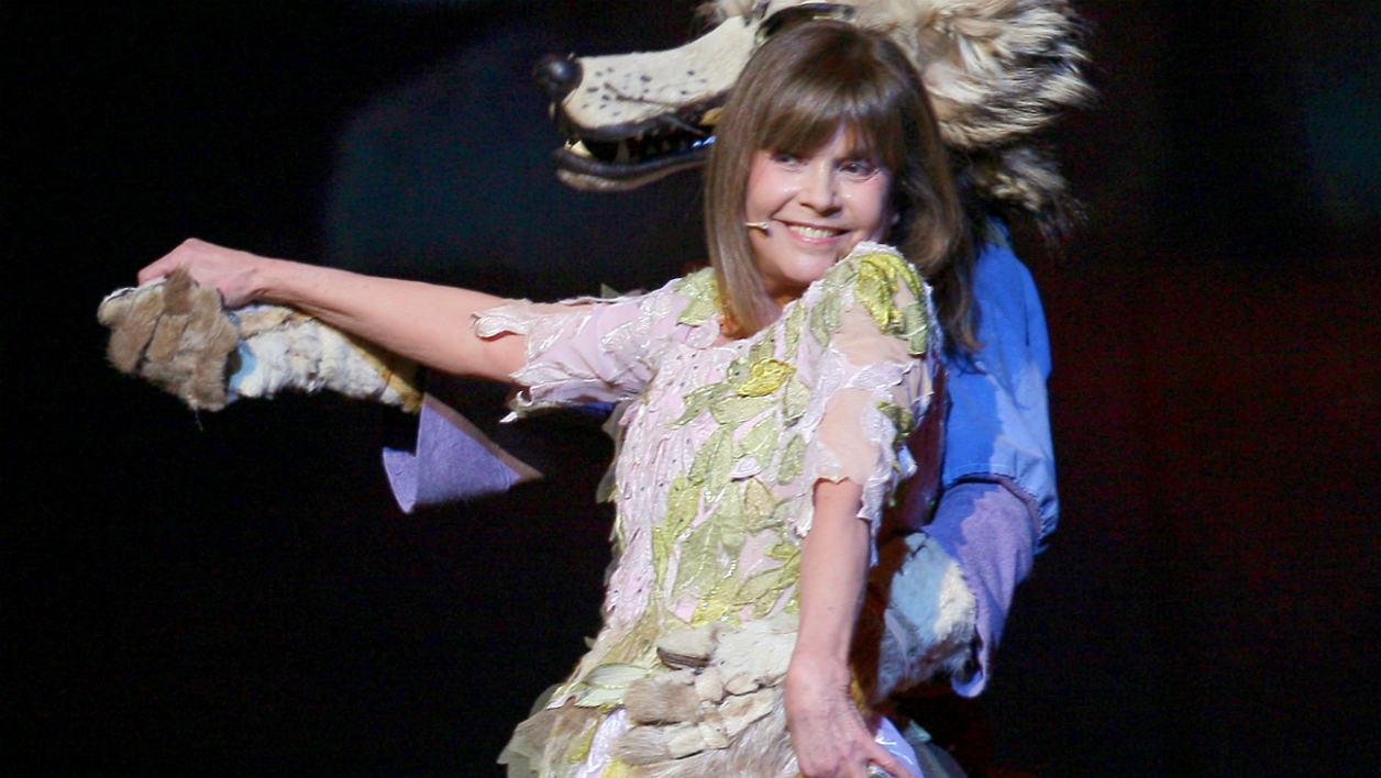 Chantal Goya en 2008